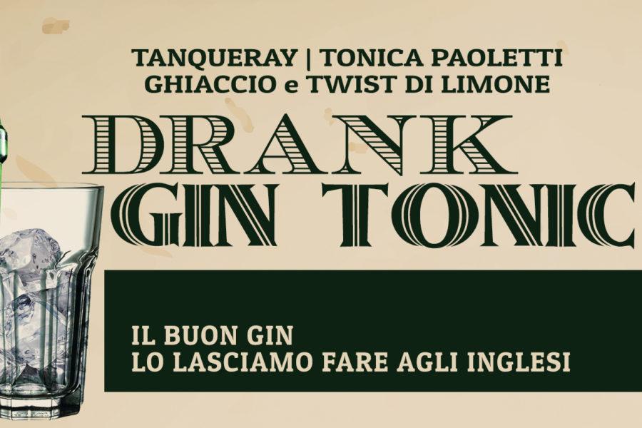 Bevi: Gin Tonic nel nuovo menù