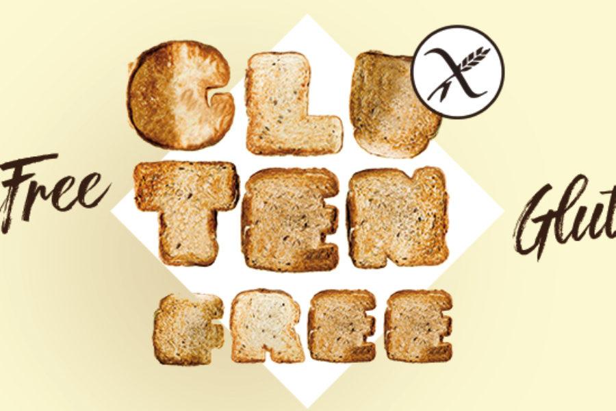 Gluten Free, adesso puoi mangiare anche senza glutine
