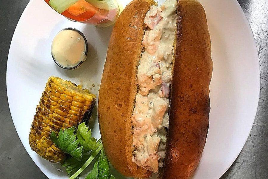 Lobster : DranK lancia il panino con Aragosta.