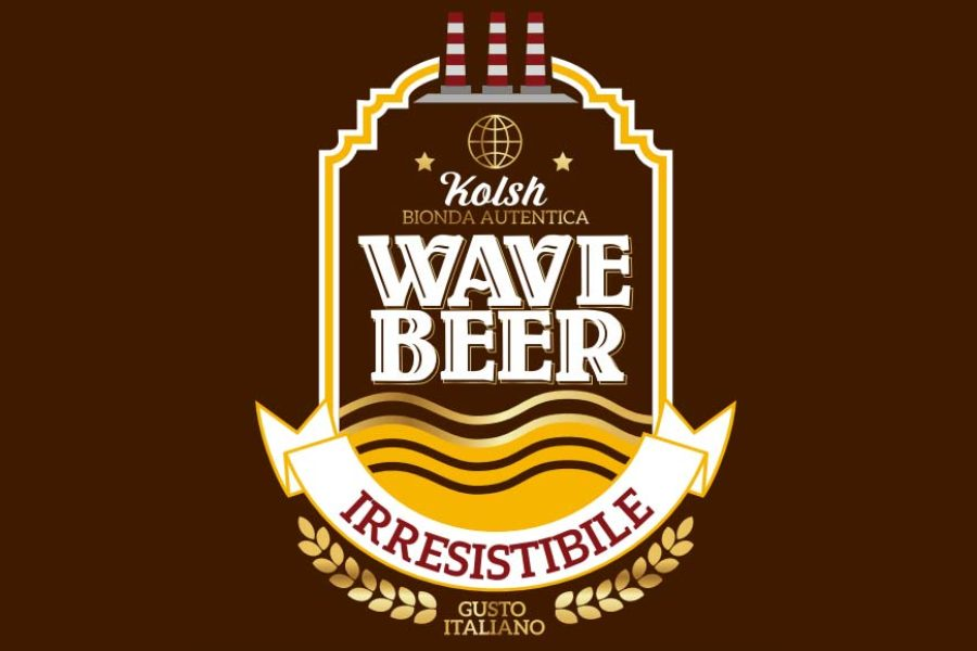 AUTENTICA WAVE BEER